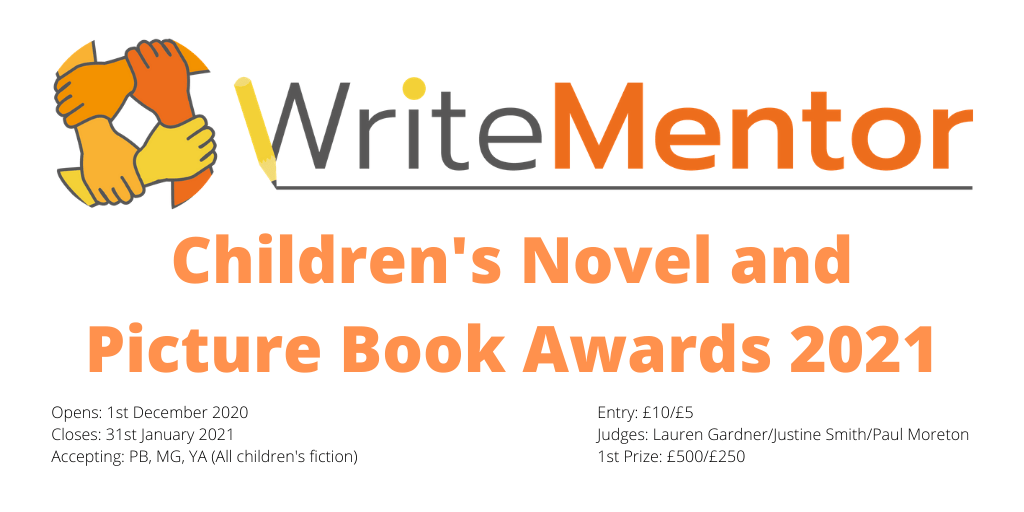 The WriteMentor Children's Novel and Picture Book Awards : THE SHORTLISTS