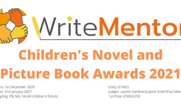 How to run a novel award: 2021 Edition