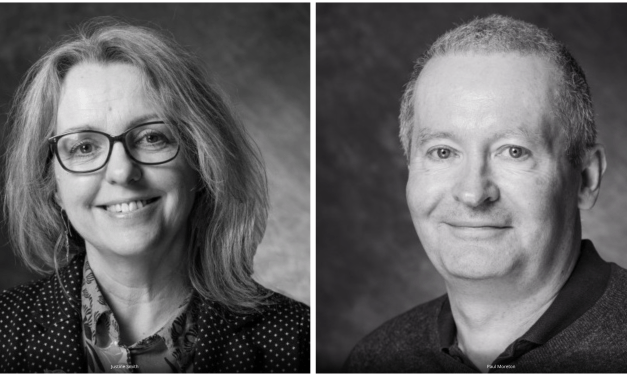 Interview with 2021 Picture Book Award Judges Justine Smith and Paul Moreton