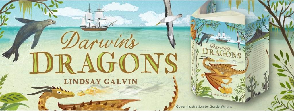 Darwin's Dragons novel by Lindsay Galvin