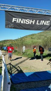 Eric Jenkins - charity race