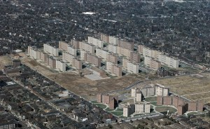 Pruitt Igoe Projects, St. Louis