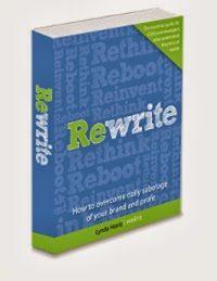 Image, 'Rewrite' book by Lynda Harris.