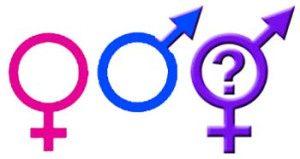 Image, gender symbols.