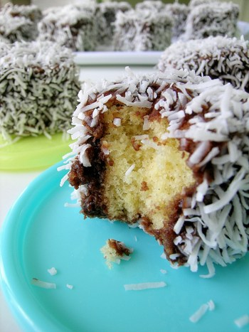 Image: Lamingtons.
