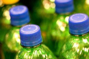 Image, plastic bottles.