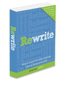 Image of Rewrite book