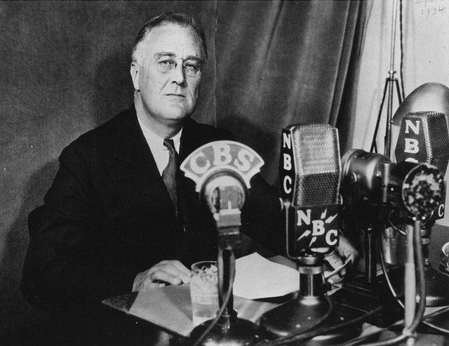 Image, President Roosevelt.