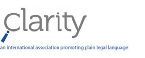 Image of logo, links to Clarity International website.