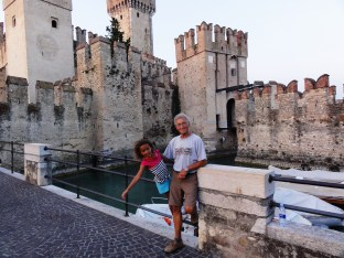 Sirmione - The King and the Princess