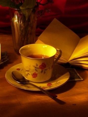 Morning Tea & Journal