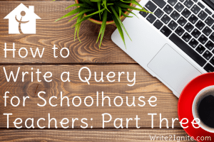How to Write a Query for Schoolhouse Teachers Part Three