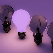 Mantras come from light-bulb moments
