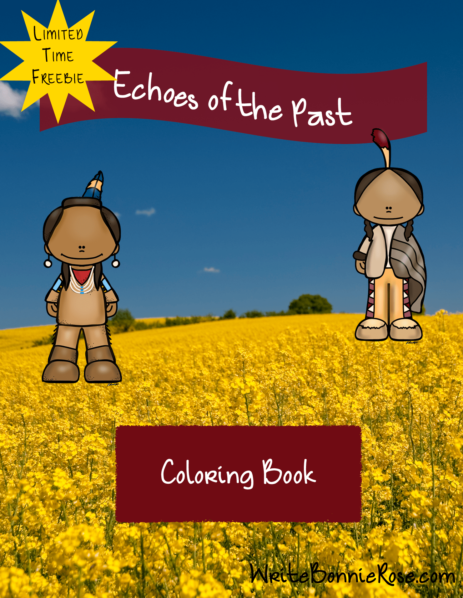 Free Coloring Book Echoes Of The Past Limited Time