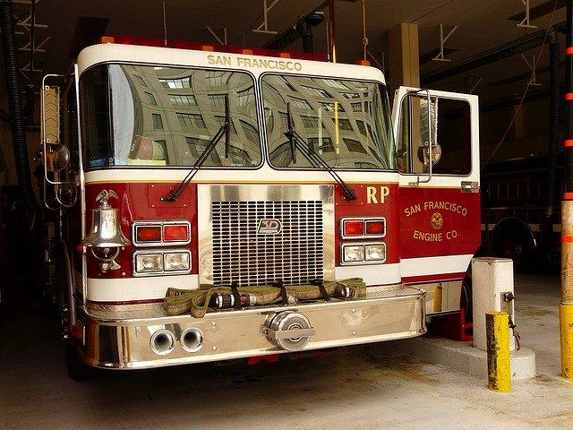 Firehouse visit