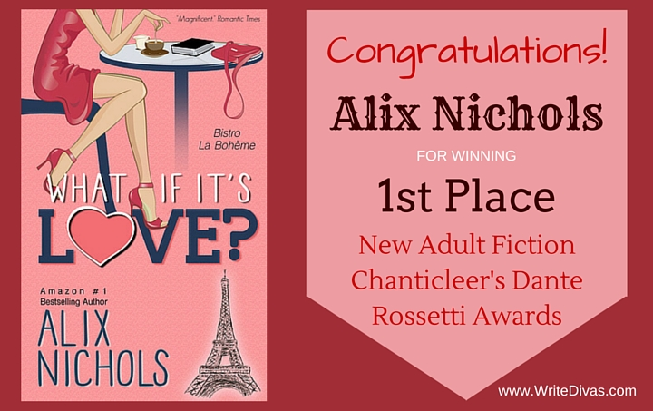 And the Award Goes to… What If It's Love by Alix Nichols
