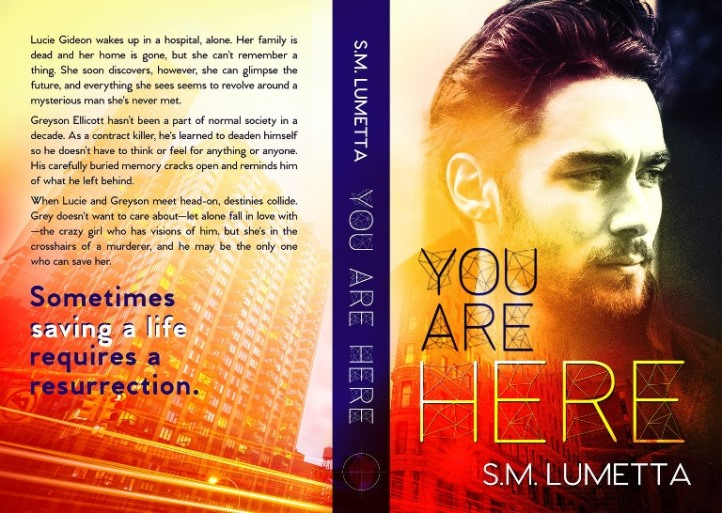 "Happy Release Day: ""You Are Here"" by S.M. Lumetta"