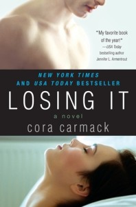 Losing It by Cora Carmack 2nd edition