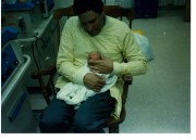 Never Forgotten: A Father and Loss of a Child