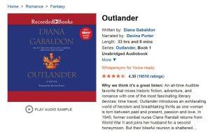 Outlandercover