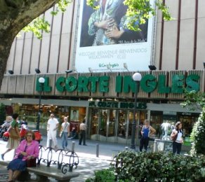 """""""El Corte Ingles"""" -- which translates to """"The Exorbitantly Priced"""""""