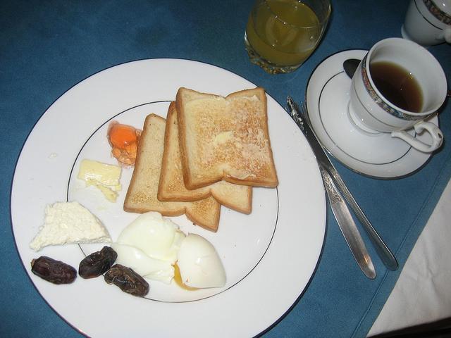 plain-breakfast
