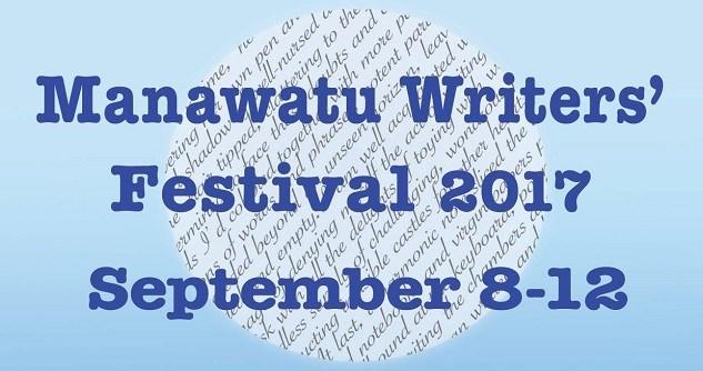 Manawatu Writers' Festival 2017, September 8-12