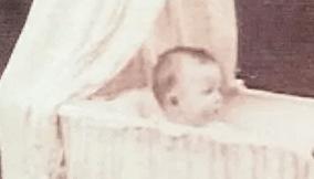 A baby who already has a name and a nickname.