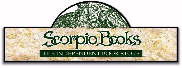 Logo of Scorpio Books, the Independent Book Store
