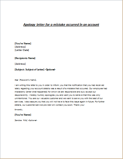 Amazing Sample Of Apology Letter To Boss Ideas Best Resume – Apology Letter to Boss