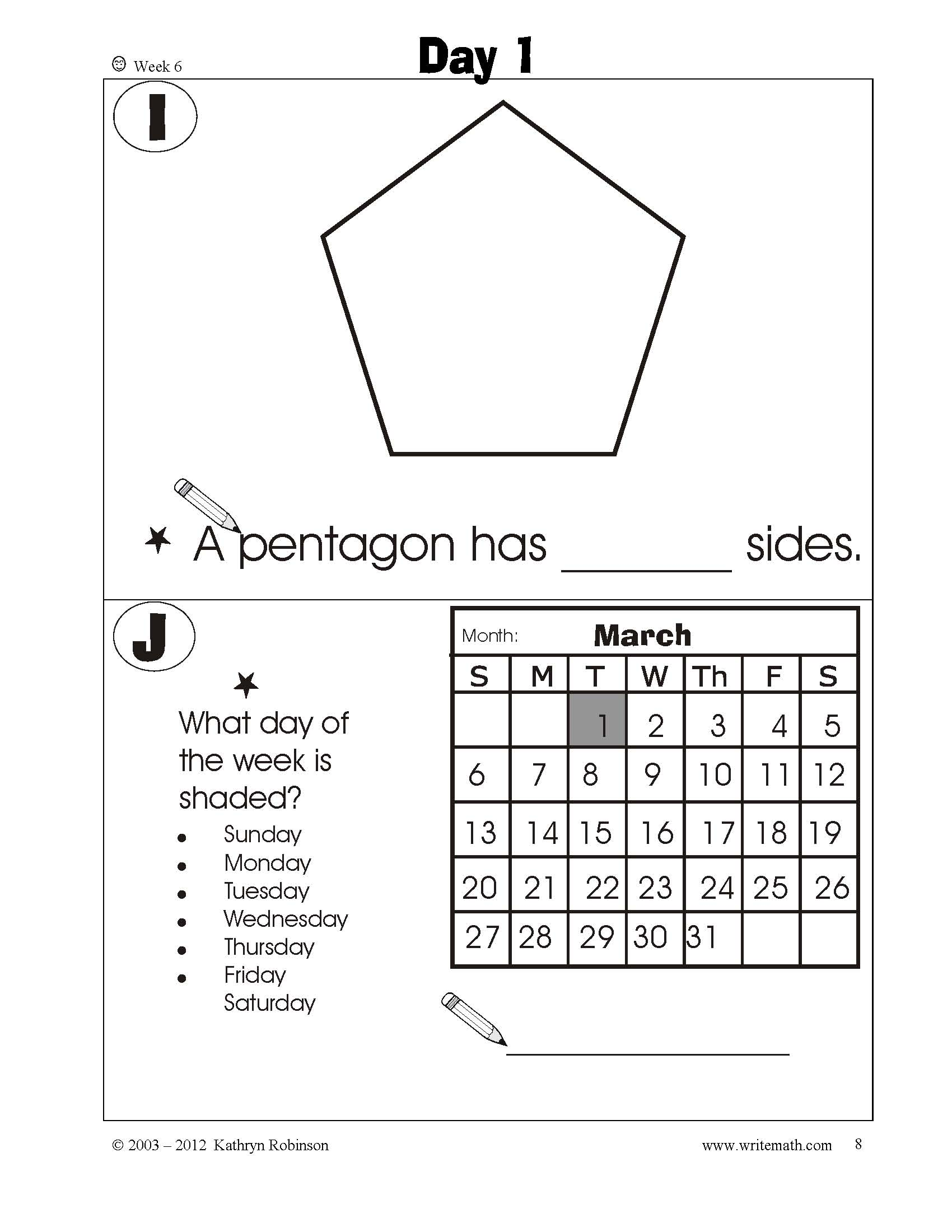 NEW 991 FIRST GRADE COMMON CORE MATH WORKSHEETS PDF