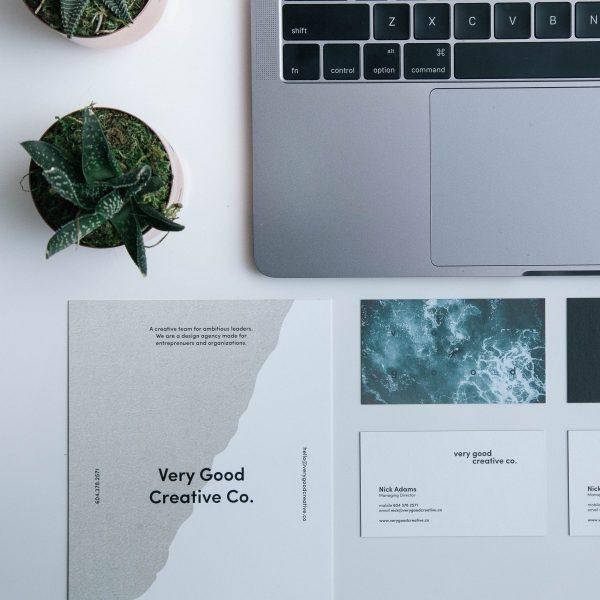 brand manual template guide for branding