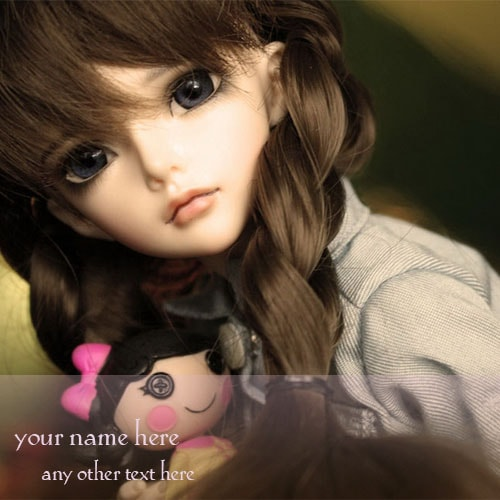 Sorry Quotes Wallpaper Download Name On Cute Dolls Images For Whatsapp Profile Picture