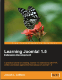 Book Review: Learning Joomla 1.5 Extension Development