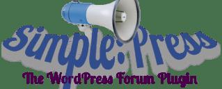 WordPress Forum Plugin: Simple:Press