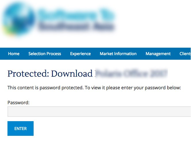 Hide Custom Fields on Genesis Password Protected Pages