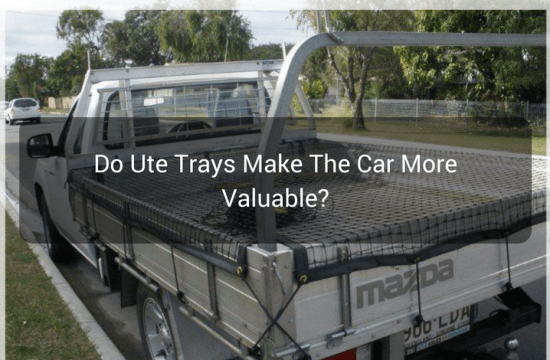 Do Ute Trays Make The Car More Valuable