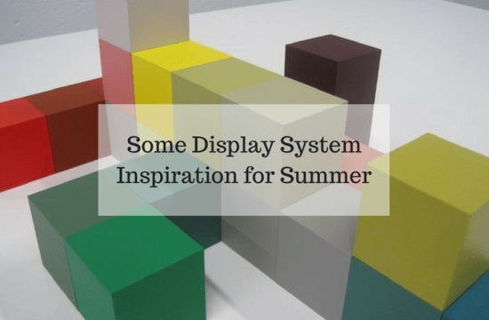 Some Display System Inspiration for Summer