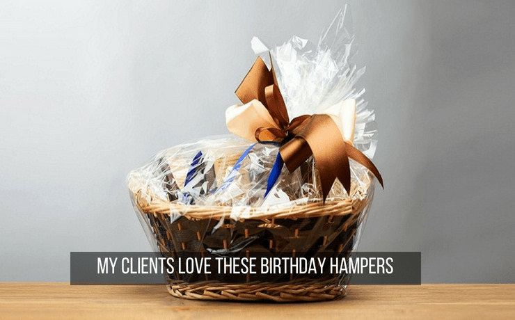 Birthday Gift Hampers