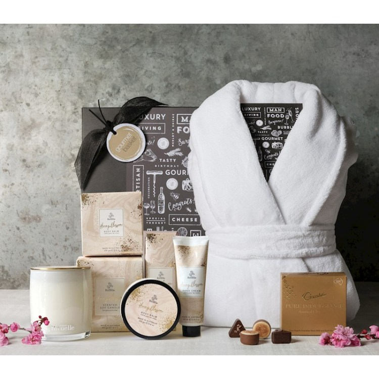 Honey Blossom Pamper Hamper