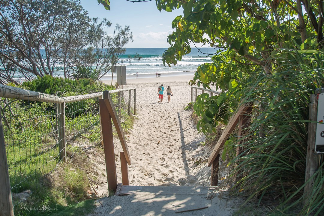 beach, burleigh heads, gold coast, queensland