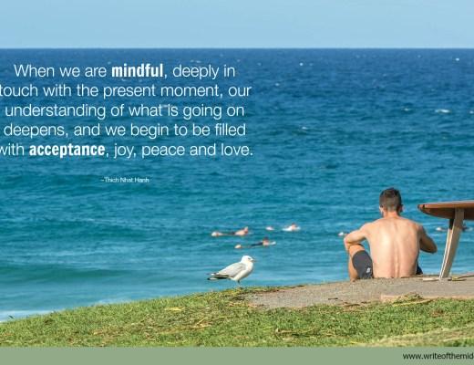 mindfulness, acceptance
