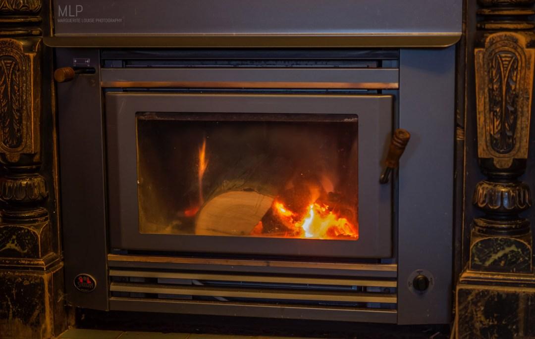 fireplace, wood burning,