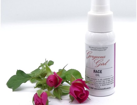 face oil, botanical oil, skin care product, natural skin care,