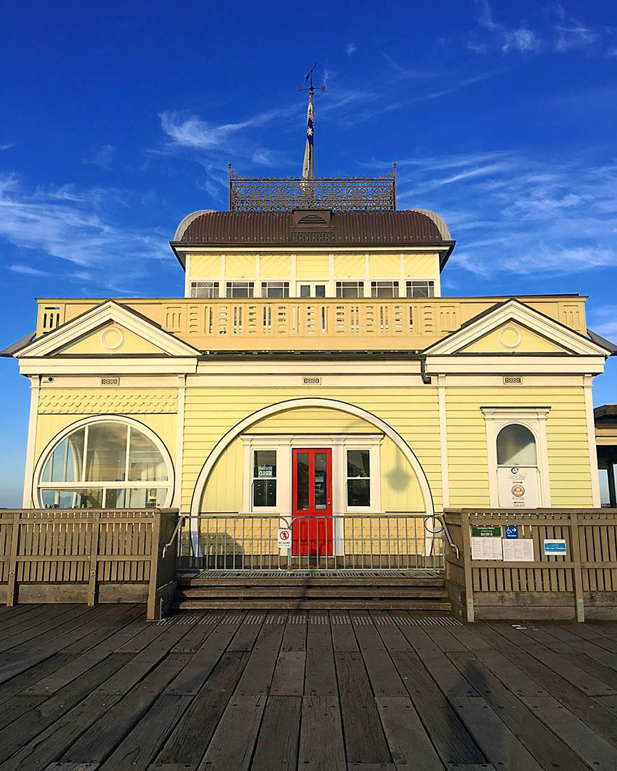pier, St Kilda, St Kilda Pier