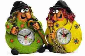 Two Witches Watching Watches
