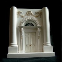 Knock Knock! {White House Front Door}