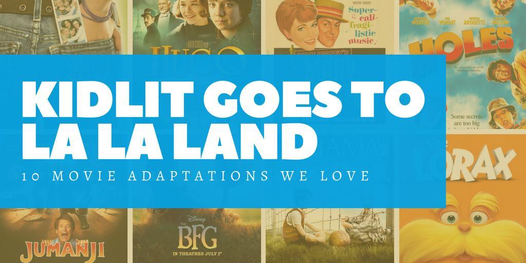 KidLit Goes to La La Land