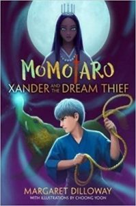MOMOTARO XANDER AND THE DREAM THIEF