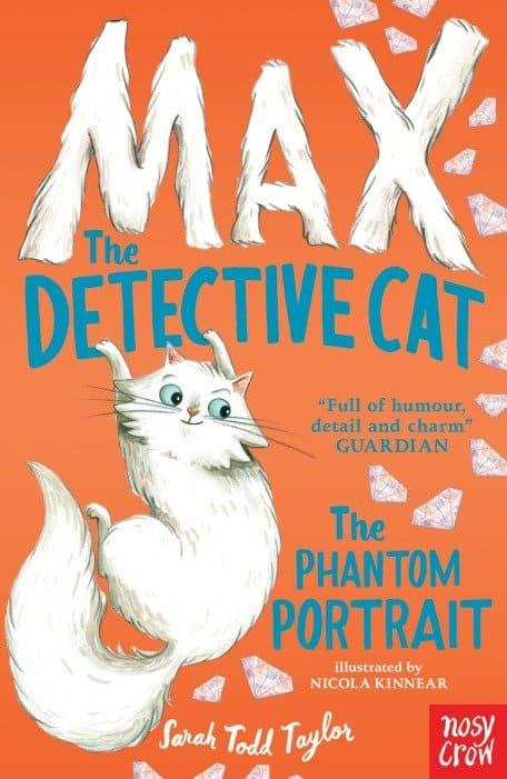 Max the Detective Cat: The Phantom Portrait